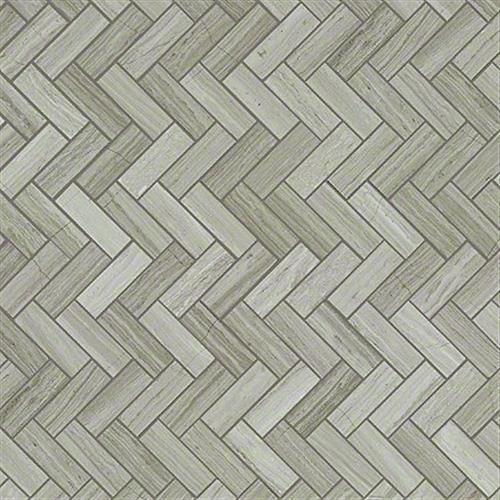 Chateau Herringbone Mosaic Rockwood 00500