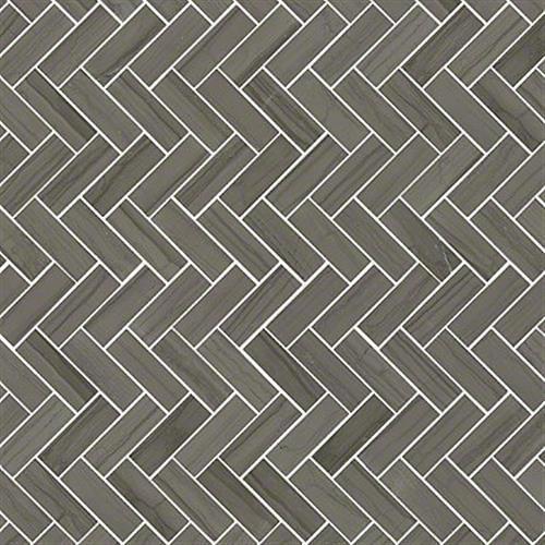Chateau Herringbone Mosaic Urban Grey 00570