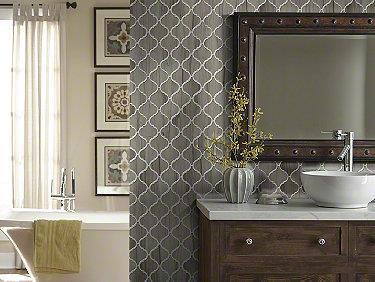 Chateau Lantern Mosaic Urban Grey 00570