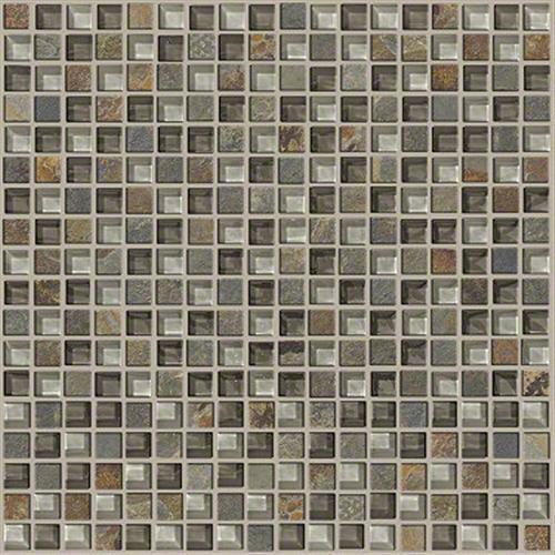 Mixed Up 5/8 Mosaic Slate Pikes Peak 00500