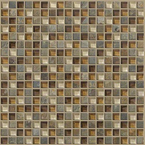Mixed Up 5/8 Mosaic Slate Crested Butte 00650