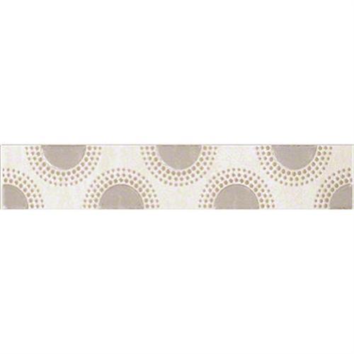 Classico 2X10 Wall Listello Ivory 00100