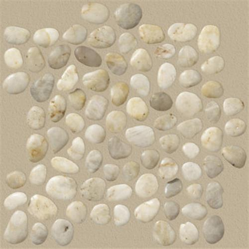 Pebble Honed Pearl White 00100