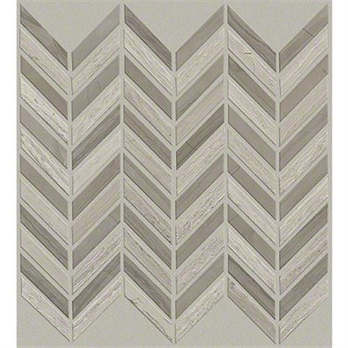 PEARL CHEVRON MOSAIC Rockwood/Urban Grey 00555