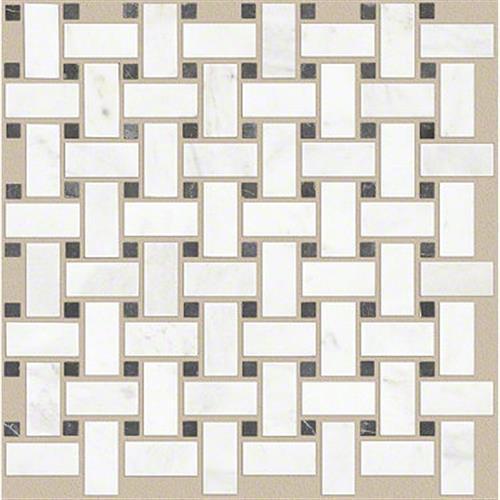 Boca Basketweave Mosaic Admiral 00111