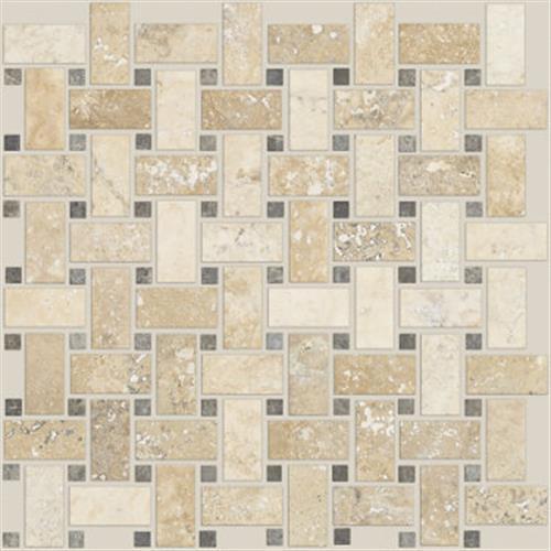 Boca Basketweave Mosaic Spinnaker 00270