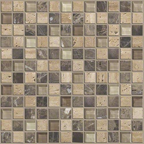 Mixed Up 1X1 Mosaic Stone River Bed 00270
