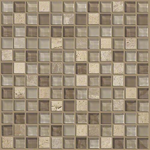 Mixed Up 1X1 Mosaic Stone Canyon 00720