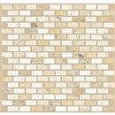 CeramicPorcelainTile Boca Brick Mosaic Sail 00125 thumbnail #1