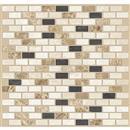 CeramicPorcelainTile Boca Brick Mosaic Compass 00251 thumbnail #1