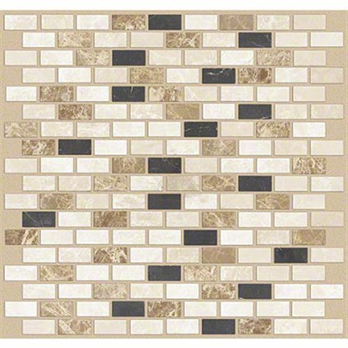 CeramicPorcelainTile Boca Brick Mosaic Compass 00251 main image