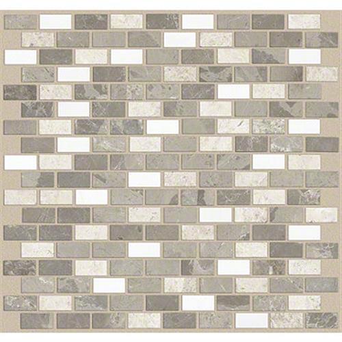 CeramicPorcelainTile Boca Brick Mosaic Breakwater 00511 main image