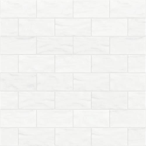 GEOSCAPES 3X6 WALL White 00100