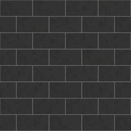 GEOSCAPES 3X6 WALL Black 00555