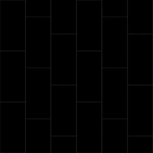 DIVA 12X24 PLSH Black 00500