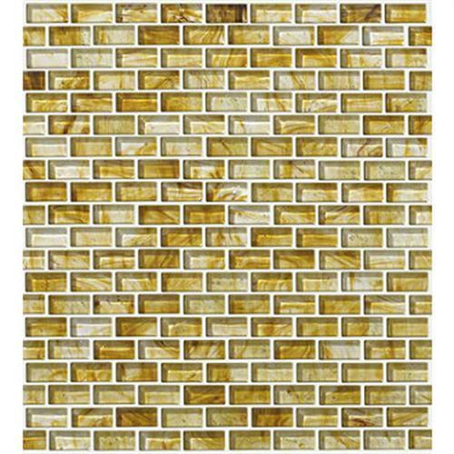 Glass Expressions Micro Blocks Amber 00200