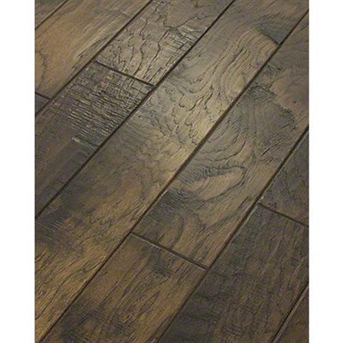 HANDCARVED HICKORY Sella 17016
