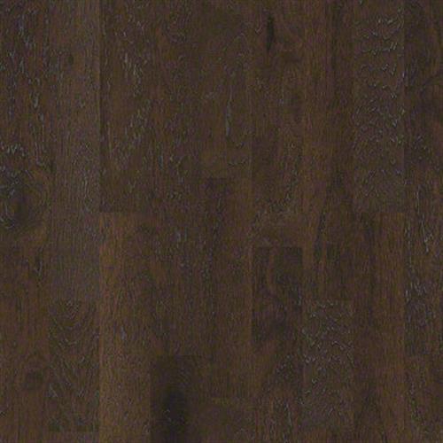 BRUSHED HICKORY 6 3/8 Redwood 09010