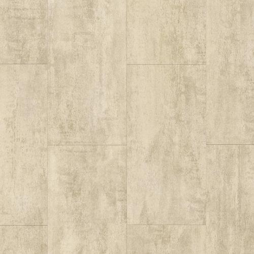 Endura Tek in Cream Travertine - Vinyl by Quick Step
