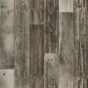 VinylSheetGoods AirStepEvolution-VintageBarnwood 72182 SplitRailFence