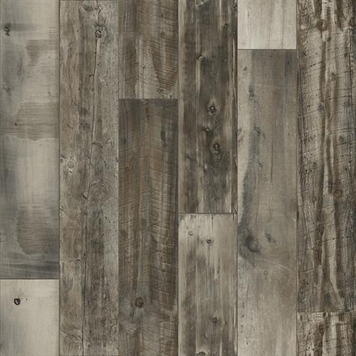 Airstep Evolution-Vintage Barnwood Split Rail Fence