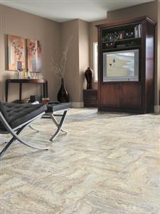 LuxuryVinyl Duraceramic Origins -  Roman Elegance Warm Clay  thumbnail #2