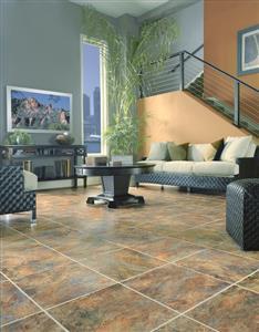 LuxuryVinyl Duraceramic Origins -  Sierra Slate Terra Slate  thumbnail #2