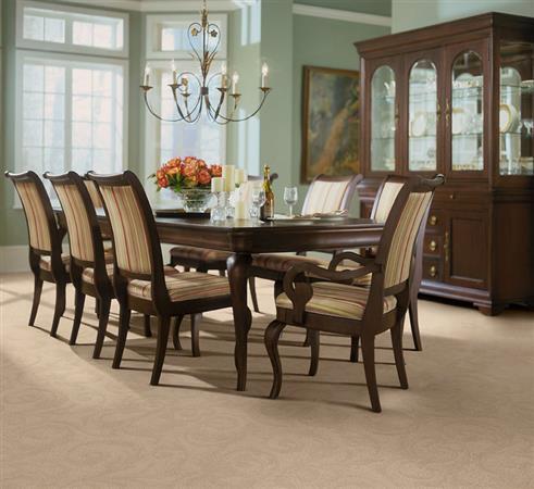Fabrica Classic Elegance Spanish Gold Carpet White