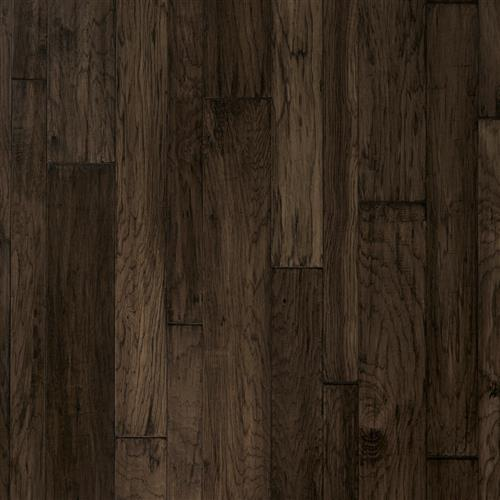 Hand Crafted - Mountain View Hickory Plank 5 Inch Acorn