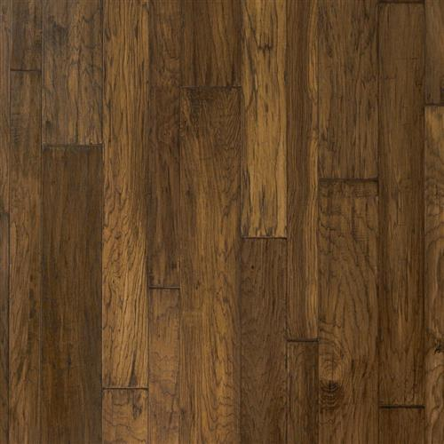 Hand Crafted - Mountain View Hickory Plank 5 Inch Bark
