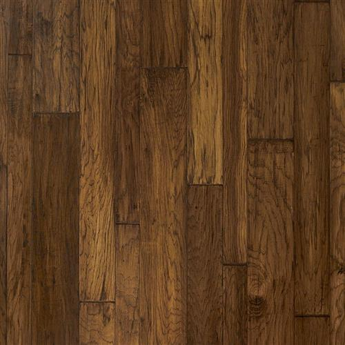Hand Crafted - Mountain View Hickory Plank 5 Inch Fawn