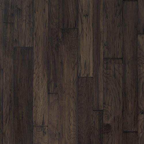 Hand Crafted - Mountain View Hickory Plank 5 Inch Smoke
