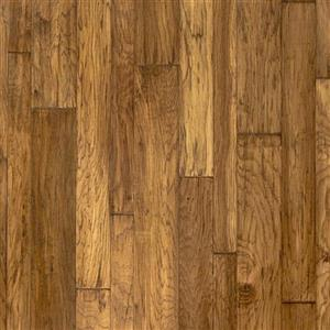Hardwood HandCrafted-MountainViewHickoryPlankVariable MVR06AT1 Autumn