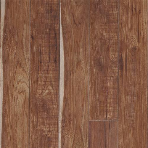 Restoration   Sawmill Hickory in Gunstock - Laminate by Mannington