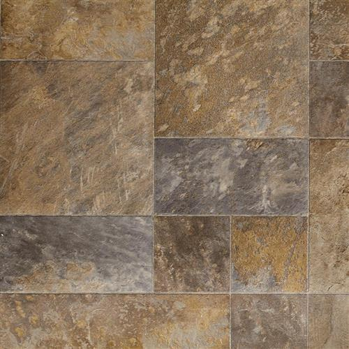 Mannington Slate - Landmark Flagstone Vinyl Sheet Goods