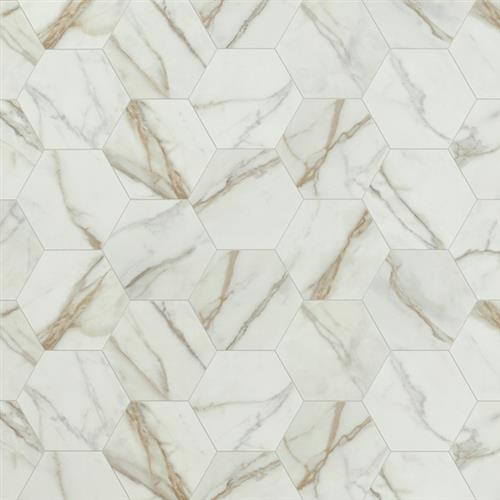 Mannington Revive Carrara Ivory 100470