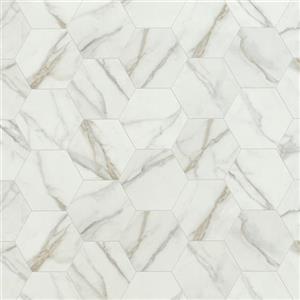 VinylSheetGoods BetterBenchmark-Carrara 4191 Pearl