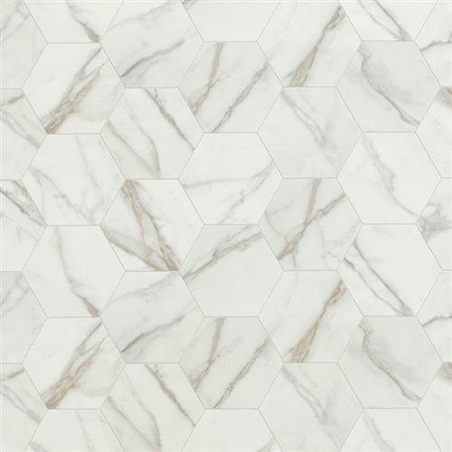 VinylSheetGoods Better Benchmark - Carrara Pearl  main image