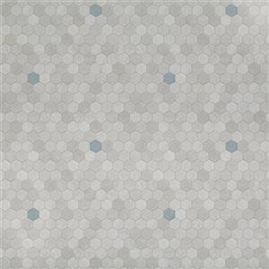 VinylSheetGoods UniqueDesigns-PennyLane 130330 MarbleWithOpal