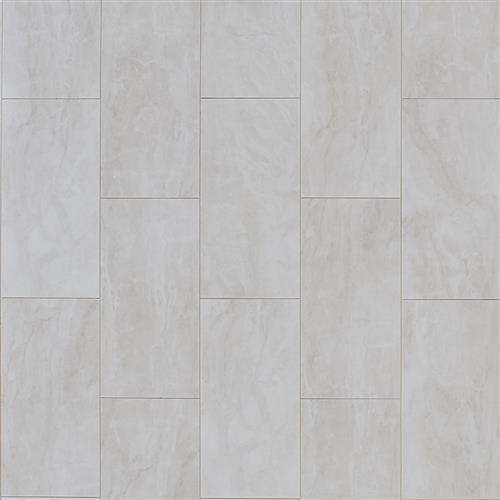 Adura Flex Tile in Vienna  Alabaster 18x18 - Vinyl by Mannington