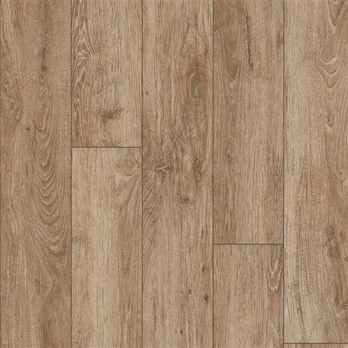 Realta  Wood in Scandinavian Oak  Nutmeg - Vinyl by Mannington
