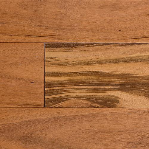 Smooth Flooring - Engineered Tigerwood  3/8 X 3 1/4