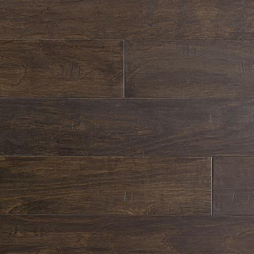 Textured Flooring - Engineered Langania Hickory Bertrande 1/2 X 7 1/2