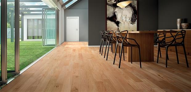 Smooth Flooring - Solid Amendoim  3/4 X 4