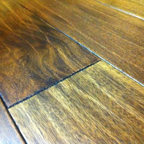"Hardwood Textured Exotics Brazilian Teak 5 1/2""  main image"