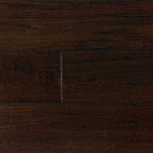 Textured Exotics Brazilian Angelim Ebony 5 1/2