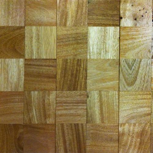 Mosaics Brazilian Amendoim Squares 5 34