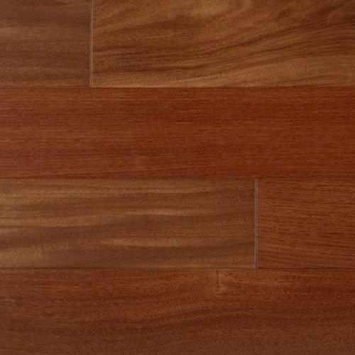 Smooth Exotics - Engineered Santos Mahogany 6 1/4