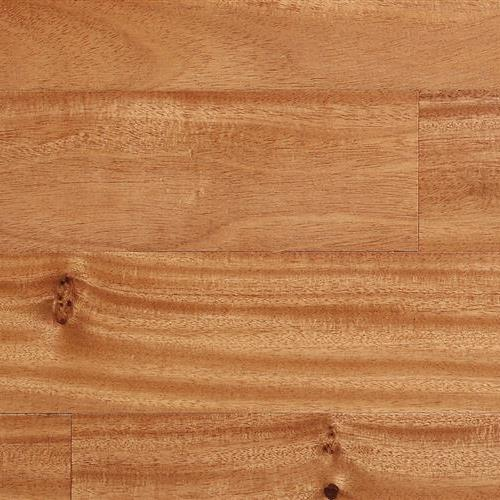 "Smooth Flooring   Solid in Amendoim  3/4"" X 5½"" - Hardwood by Indus Parquet"
