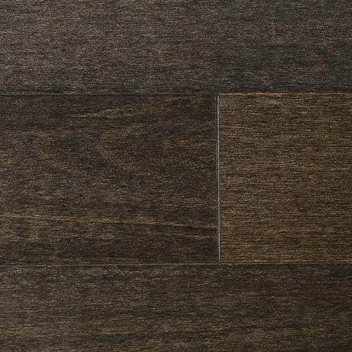 Smooth Flooring - Solid Brazilian Oak Charcoal  3/4 X 5 1/2